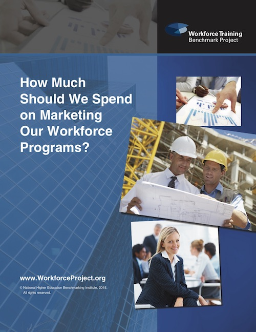 How Much Should We Spend on Marketing Our Workforce Programs?